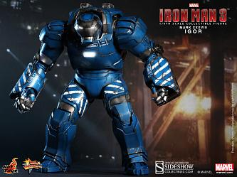 Iron Man – Igor – Mark XXXVIII Igor Collectible Figure by Hot To