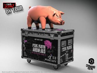 Rock Iconz on Tour: Pink Floyd - The Pig Statue