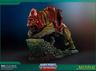 Masters of the Universe: Battle-Cat 1:4 Scale Statue