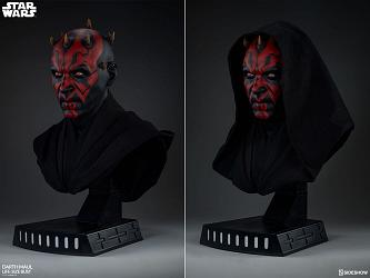 Star Wars: Darth Maul Life Sized Bust
