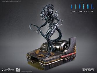 Aliens: Alien Warrior 1:3 Scale Maquette