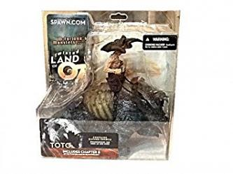 McFarlane Toys Twisted Land of Oz Action Figure Toto