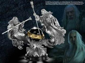 Noble Collection LOTR Wizard Sculpture