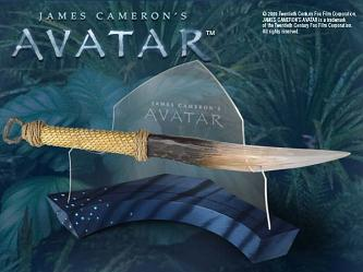 Avatar Na'vi Braided Dagger