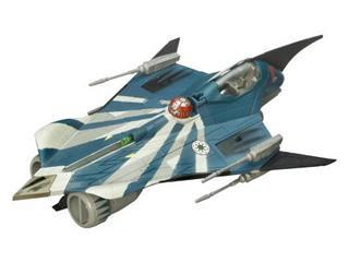 Clone Wars Anakin&#39s Modified Starfighter