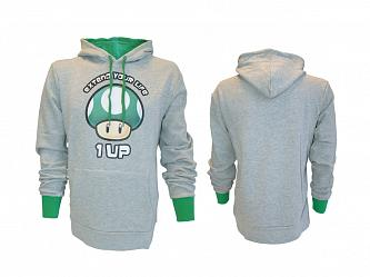 Super Mario Bros. Kapuzenpullover Extend Your Life L