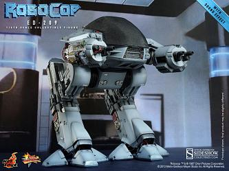 RoboCop Movie Masterpiece Actionfigur 1/6 ED-209 35 cm