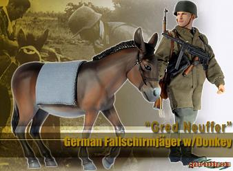 Dragon Action Figures 1/6 Gred Neuffer German Fallschirmjager wi