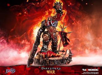 Darksiders: War 1:6 Scale Statue