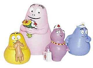 Barbapapa Kind als Matrose PVC
