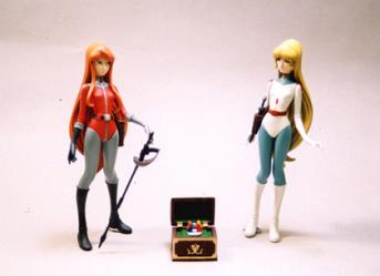 Maetel Legend 12cm Actionfiguren Doppelpack