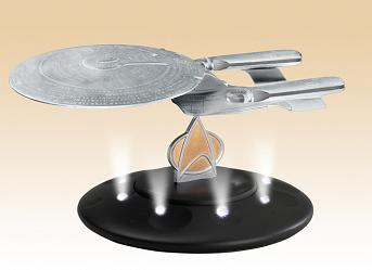 STAR TREK - USS Enterprise D Limited Edition