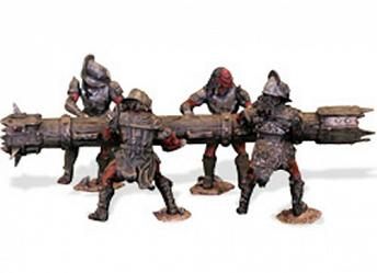 Orc Battering Ram Accessory Set