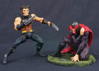 Marvel Select: Ultimate Wolverine Figure
