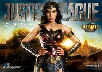 DC Comics: Justice League Movie - Ultimate Wonder Woman Statue