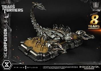 Transformers: Transformers Movie - Scorponok Statue