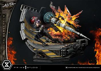 Alita Battle Angel: Berserker Motorball Tryout Bonus Version 1:4