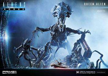 Aliens: Queen Alien 28 inch Battle Diorama