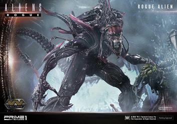 Aliens: Exclusive Rogue Alien 26 inch Battle Diorama