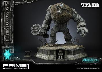 Shadow of the Colossus: The First Colossus Valus - Ex 18 inch St
