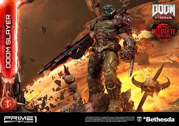 Doom Eternal: Ultimate Doom Slayer 43 inch Statue