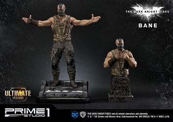 The Dark Knight Rises Statue & Büste 1/3 Bane Ultimate Edition S