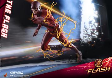 DC Comics: The Flash Television Series - The Flash 1:6 Scale Fig