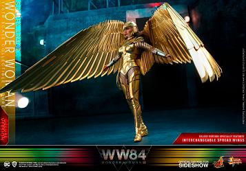 DC Comics: Wonder Woman 1984 - Deluxe Golden Armor Wonder Woman