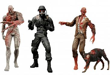 Resident Evil Archives Series 3 (3 Figuren)