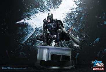 1/9 The Dark Knight Rises Batman (Pre-Painted Kit)