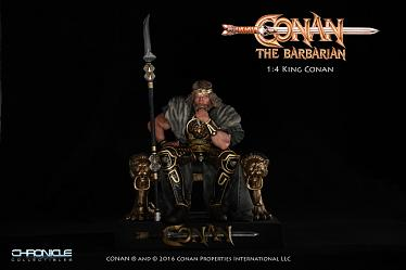 Conan the Barbarian: King Conan 1:4 scale statue