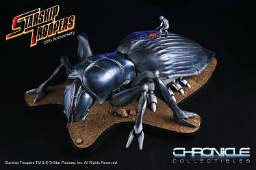 Starship Troopers: Tanker Bug