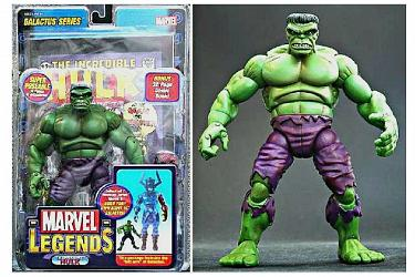 Marvel Legends 1st App Hulk-Classic Green
