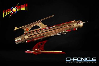 Flash Gordon: War Rocket Ajax - Vehicle Replica