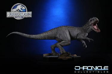 Jurassic World: Final Battle - Indominus Rex Statue