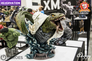 XM Studios Lizard 1/4 Premium Collectibles Bust