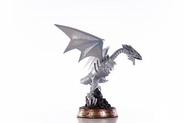 Yu-Gi-Oh: Blue-Eyes White Dragon White Edition PVC Statue