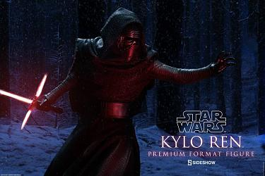 Star Wars The Force Awakens: Kylo Ren Premium Format Figure