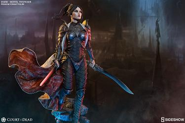 Court of the Dead: Shard Mortal Trespasser Premium Statue
