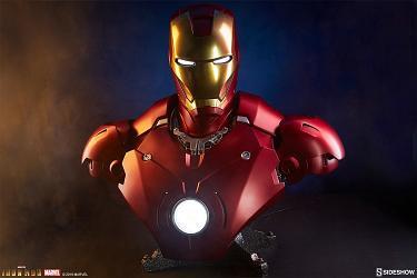 Marvel: Iron Man Mark 3 Life Sized Bust