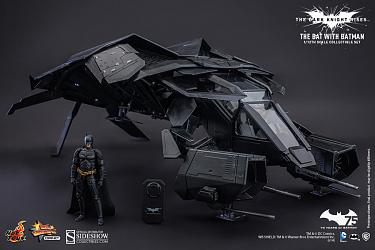 The Dark Knight Rises: The Bat Collectible Set