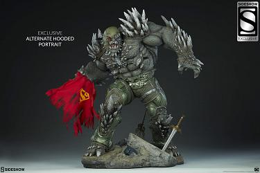 Doomsday Maquette EX Sideshow