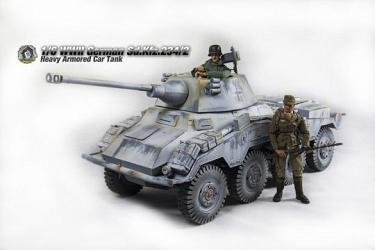 Sd.Kfz.234-2 3 (Winter Camo)