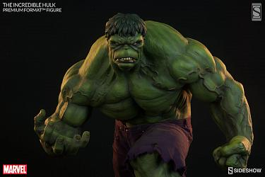 The Incredible Hulk 1/4 EX.