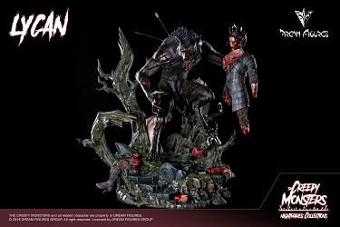 Lycan Statue