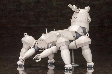 Ghost in the Shell Plastic Model Kit Haw 206 24 cm