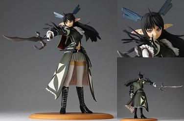 Shining Wind Xecty PVC statue