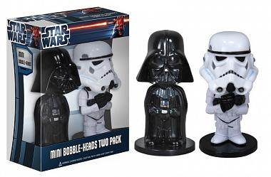 Darth Vader & Stormtrooper ULTRA Mini WW