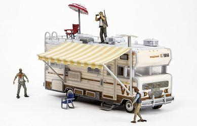 The Walking Dead TV series: Building Sets - Dale's RV