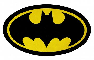 Batman Bettvorleger Logo 57 x 98 cm
